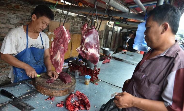 Las ganas de carne en Asia afectan al clima