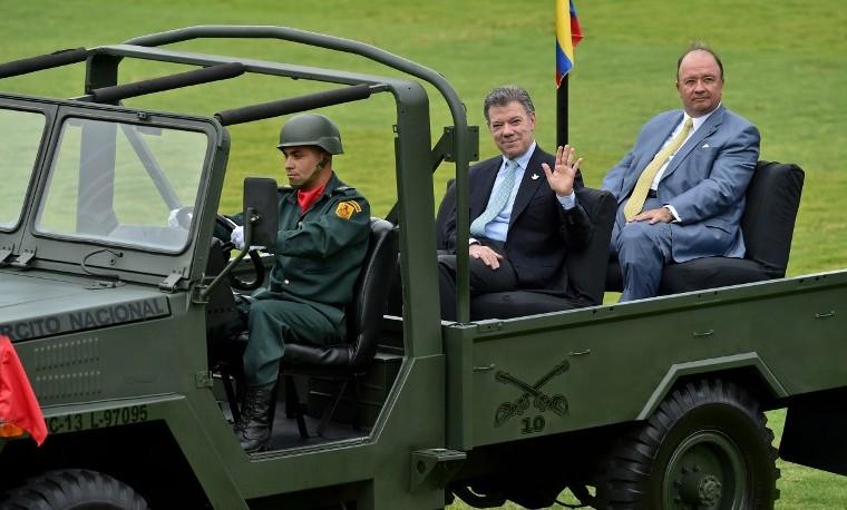 Pacto de justicia no equipara Ejército con FARC: Presidente Santos