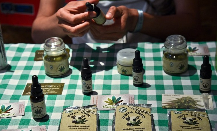Marihuana, legalizada con fines terapéuticos en Colombia