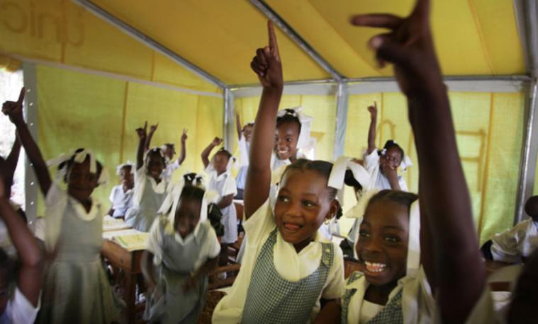 12 millones de niños nunca asistirán un solo día a la escuela