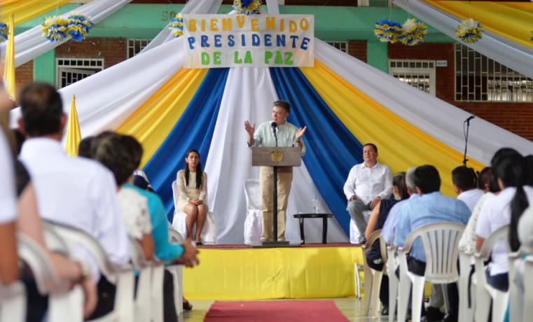 La paz en Colombia: lo que resta por negociar