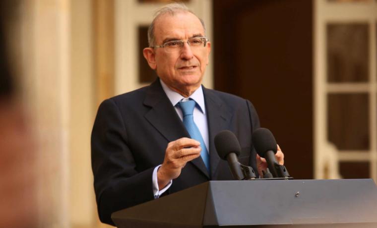 Humberto de la Calle, el rostro de la institucionalidad en el proceso de paz
