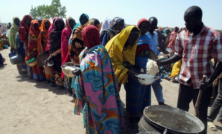 Cerca de un millón de niños sufren malnutrición grave por sequía en África