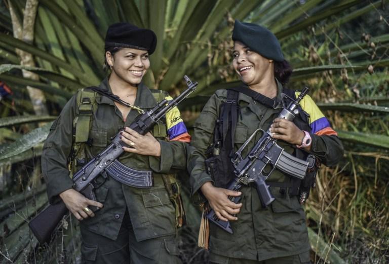 Madres guerrilleras FARC