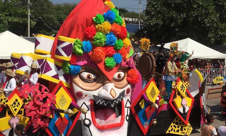 El carnaval de la adaptación del cambio climático