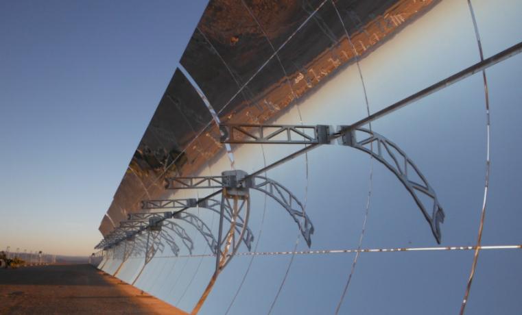 Redoble de tambores… ¡Ante usted la mayor planta de energía solar concentrada del mundo!