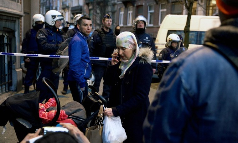 AFP / Belga / Nicolas Maeterlinck