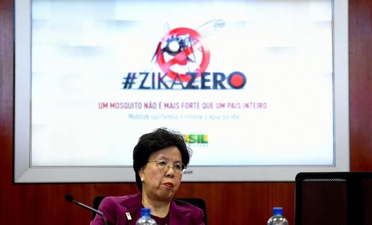 Margaret Chan ZIKA