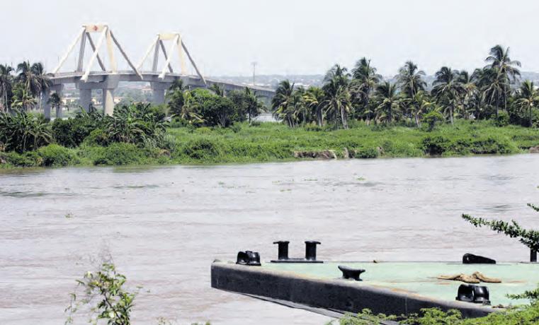 Los ríos como indicador de la salud ambiental