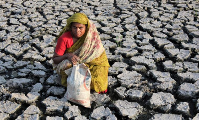 cambio climático Mujeres
