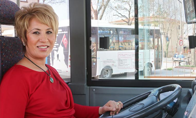 Desde mi perspectiva: Conductora de autobús