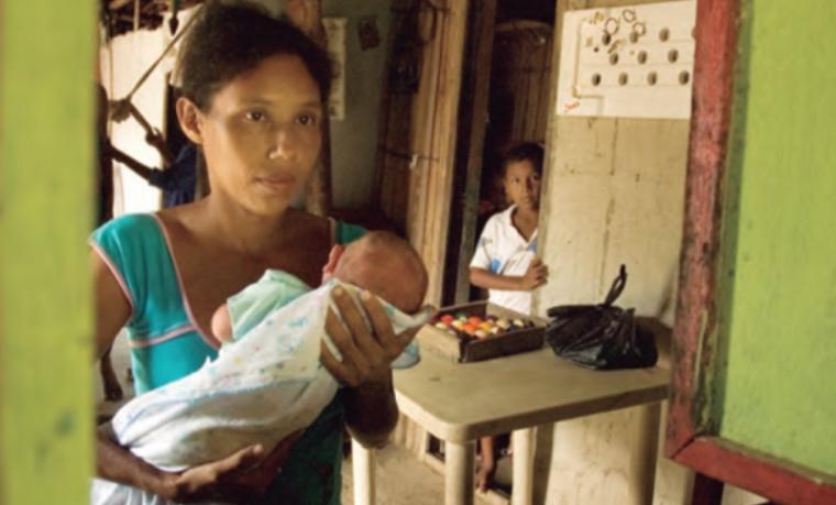 El desarrollo infantil en Colombia