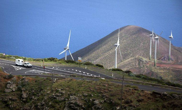 La isla canaria de El Hierro trabaja por una energía 100% limpia