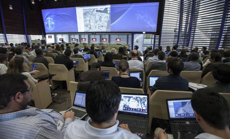 Google y la FAO inauguran una nueva era en el conocimiento del entorno