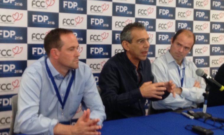 Empoderando jóvenes: Primer Foro Internacional Fútbol, Desarrollo y Paz