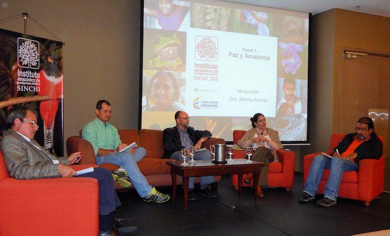 Qué le espera a la Amazonia: una mirada desde el conocimiento científico