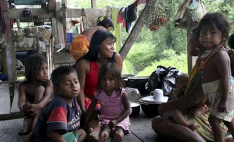 ACNUR: 6.000 desplazados y 7.000 atrapados en combates en el Chocó colombiano