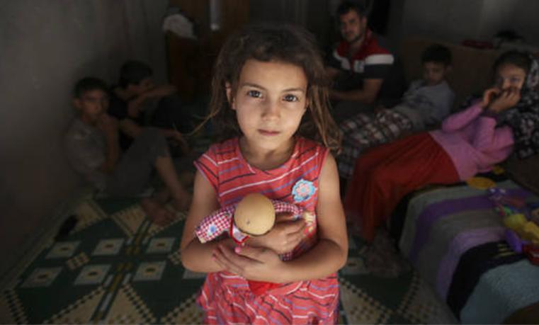 Los niños refugiados tienen cinco veces más probabilidades que otros niños de no estar escolarizados