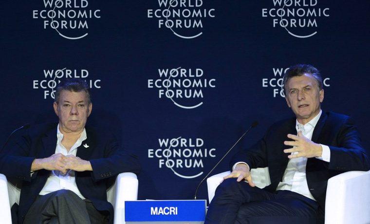 Juan Manuel Santos y Mauricio Macri: educación y tecnología, claves para Latinoamérica