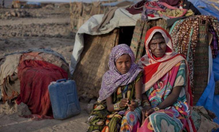 Sin un lugar donde vivir: el sufrimiento de las personas refugiadas