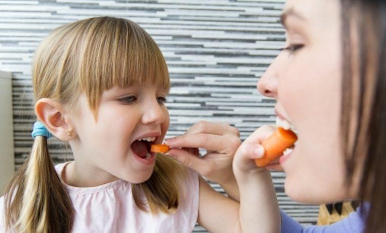 La alimentación de los niños, clave para su desarrollo