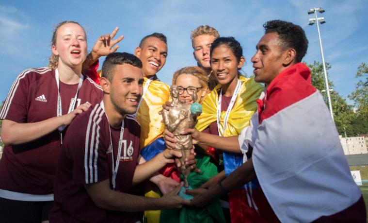 Fútbol Con Corazón se incorpora a Street Football World