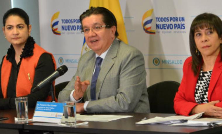 Colombia declara fin de la epidemia del zika