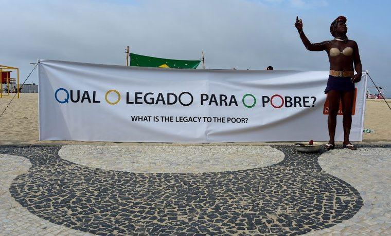 Delincuencia, desigualdad y las Olimpíadas de Río