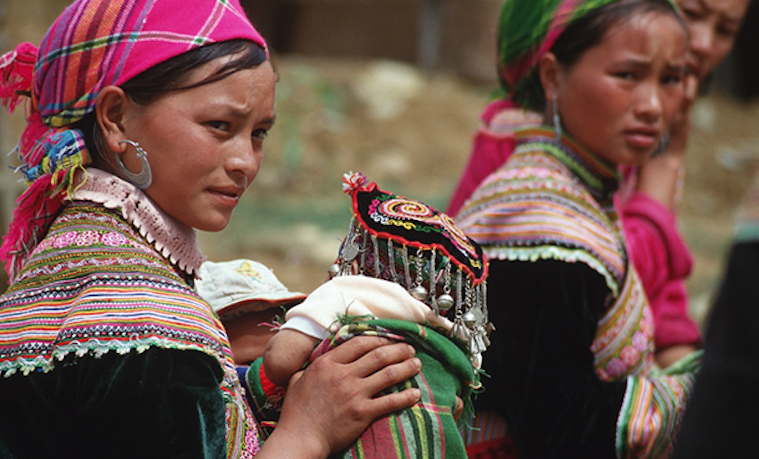 exclusión pobreza indígenas