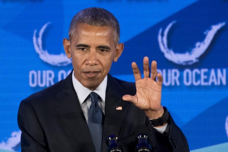Obama crea otra reserva marina en el Atlántico, luego de la del Pacífico
