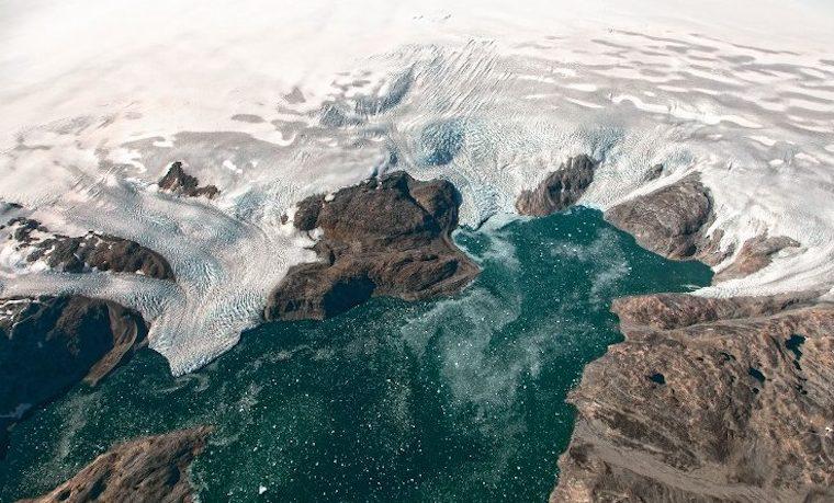 Los hielos de Groenlandia se funden más rápido de lo previsto