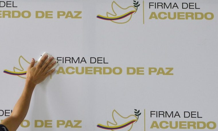 FARC acuerdo de paz Tognato cortes