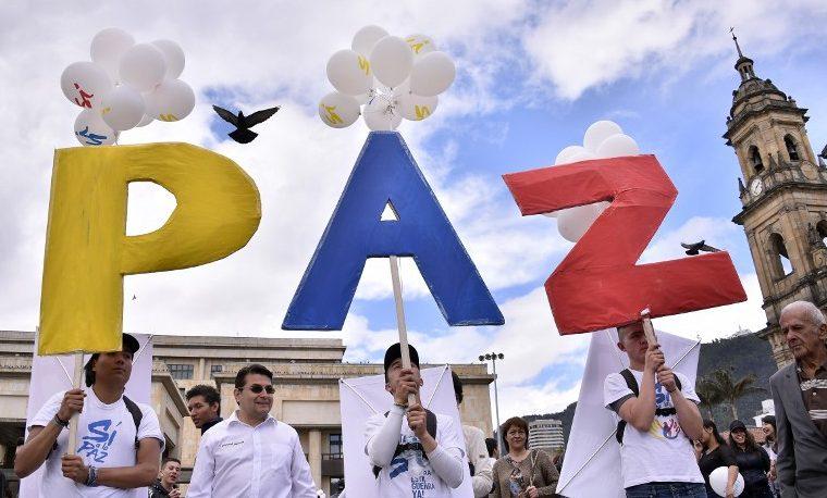Colombia y su proceso de paz, entre los favoritos para el Nobel de Paz