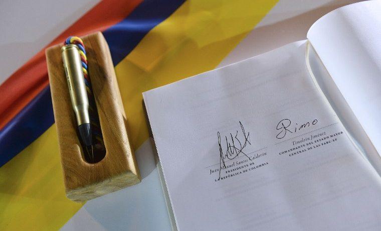 Farc Proceso de paz plebiscito
