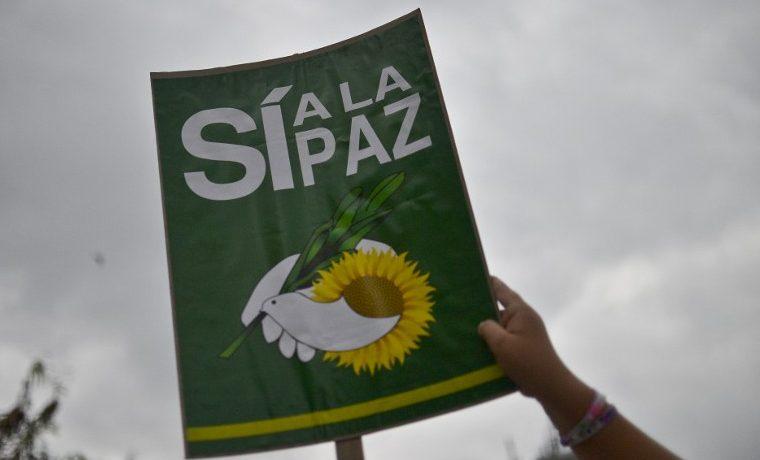 La paz en zonas rurales de Colombia