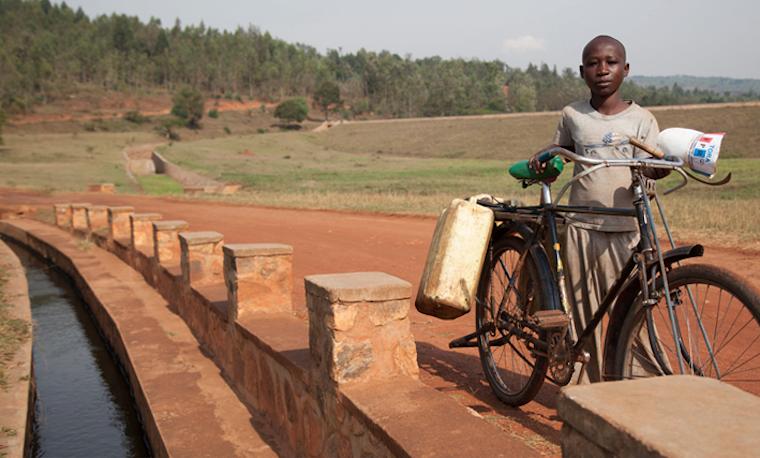 5 temas prioritarios para lograr la seguridad hídrica en todo el mundo