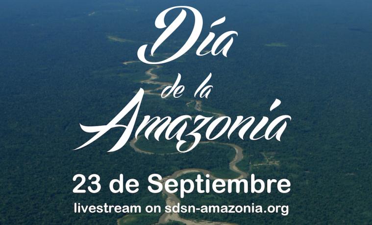 El mundo se enlaza este viernes en el Día de la Amazonia