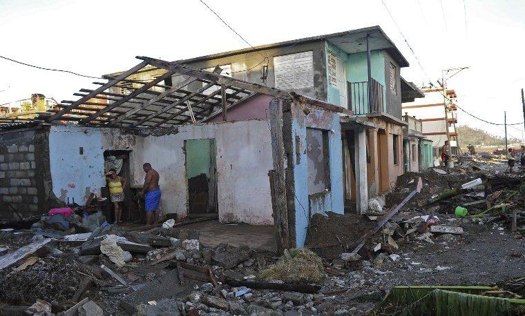 """Matthew en Cuba: redes de #Fuerza en el país de la """"desconexión"""""""