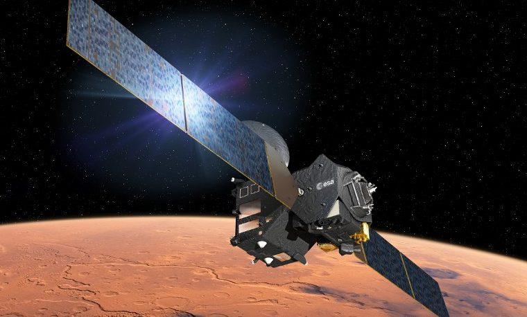 La fascinante conquista de Marte