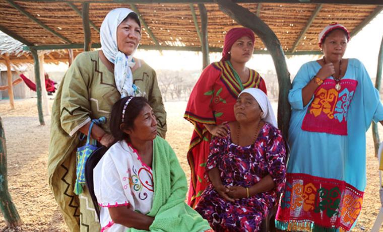 Desde mi perspectiva: Activista indígena wayúu
