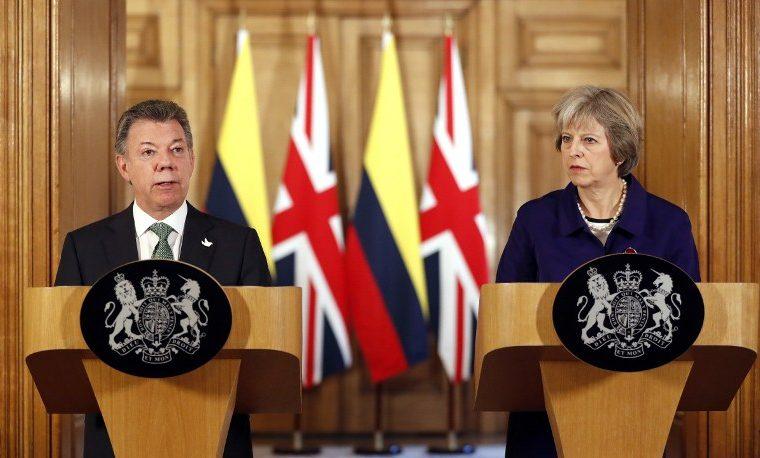 Londres y Bogotá: Del Brexit a la paz