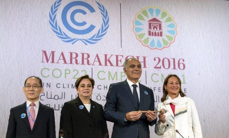 Comienza en Marrakech la COP22 para poner en práctica el acuerdo sobre el clima