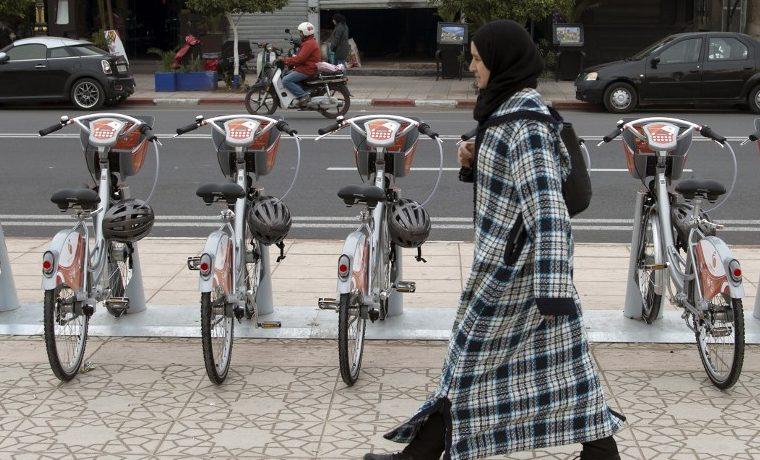 COP22 bicicletas