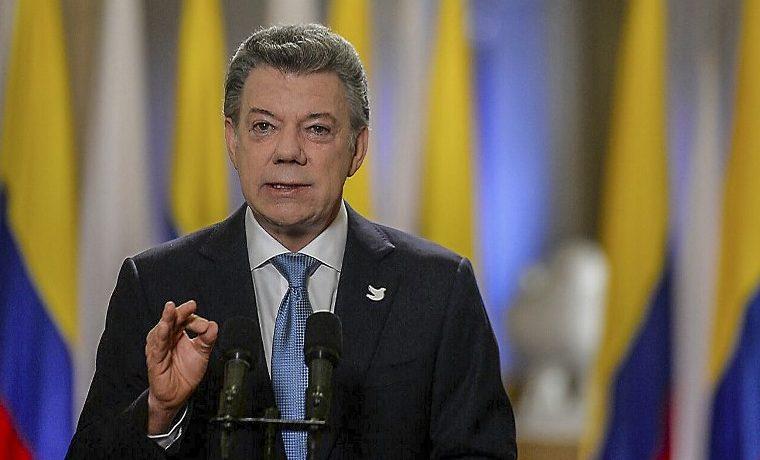FP PHOTO / Colombian Presidency