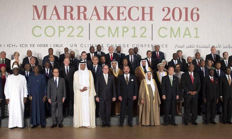 Líderes mundiales abren conferencia del clima a la sombra de Trump