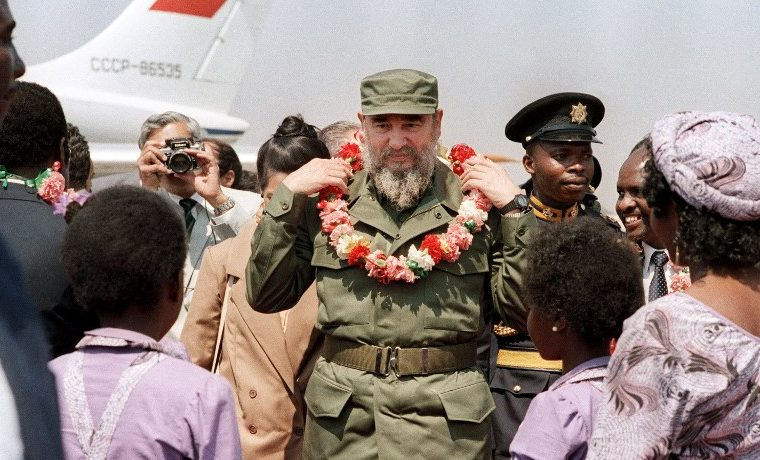 6 facetas de Fidel Castro