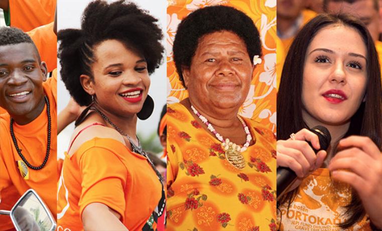 Invertir y movilizar para poner fin a la violencia contra las mujeres