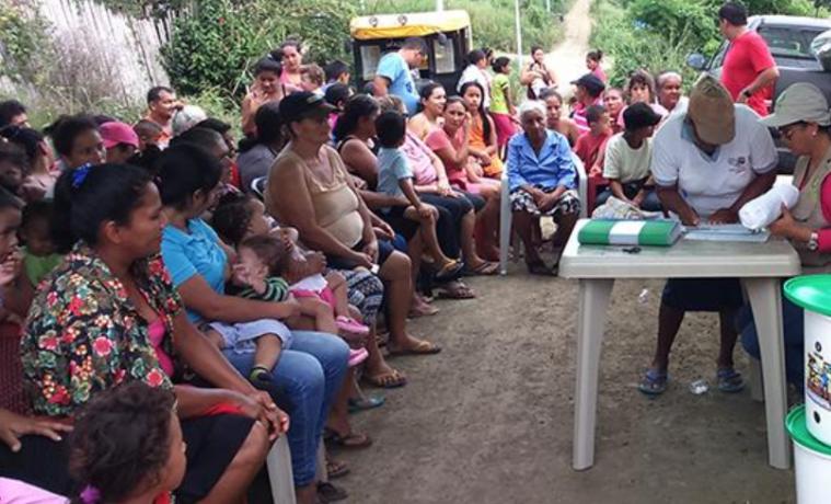 Ecuador, un modelo de respuesta a catástrofes en Latinoamérica