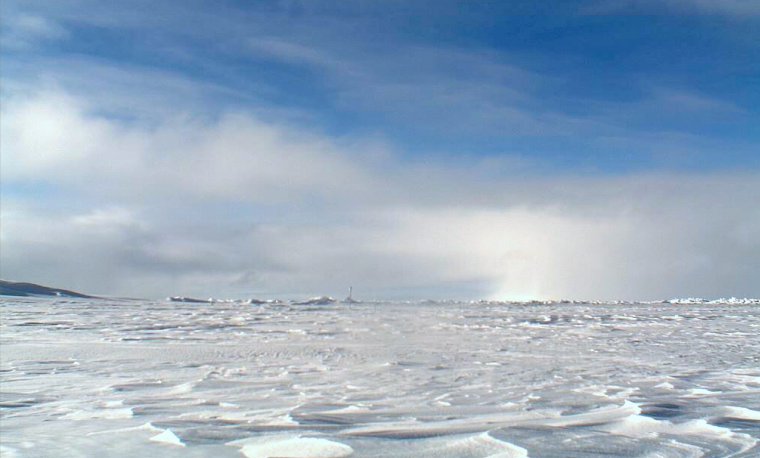 """Calor extremo en el Ártico, inmerso en un """"círculo vicioso"""