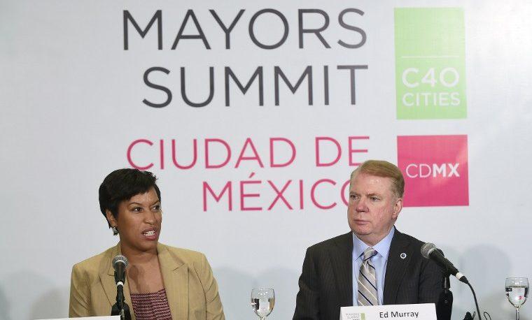 C40: Alcaldes del mundo buscan en México contener el calentamiento global